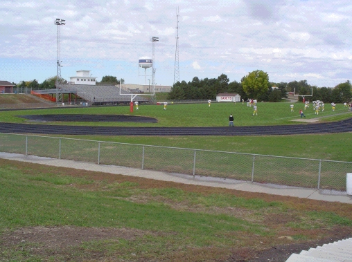 West Point Public High School Track